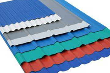 Colour Coated Steel Sheets for PEB structure