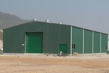 PEB Roof design