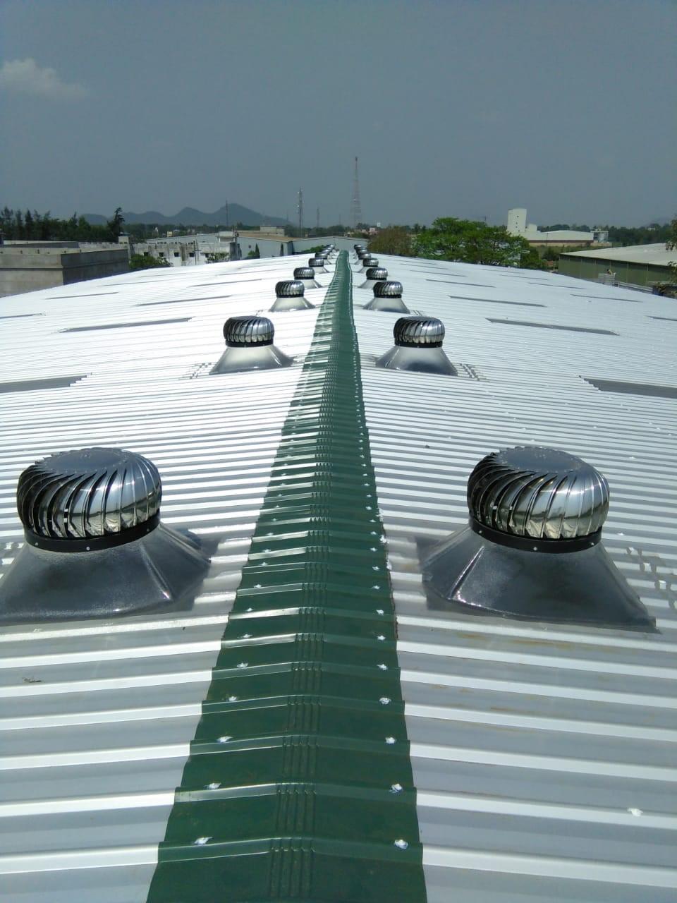 Turbo Vents, silicon fasteners